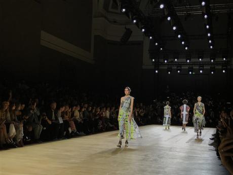 (Paris Fashion Week) Issey Miyake Printemps-été 2018