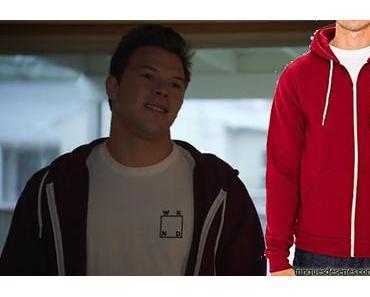 AMERICAN VANDAL : American Apparel hoodie for Dylan Maxwell