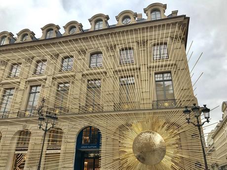 (Coup de coeur) Le nouveau vaisseau amiral Louis Vuitton place Vendôme