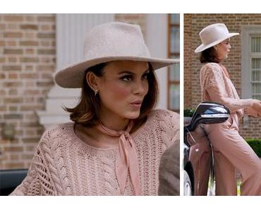 DYNASTY : Cristal in pink in s1ep04