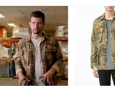 DYNASTY : studded camo shirt for Sammy Jo in s1ep04