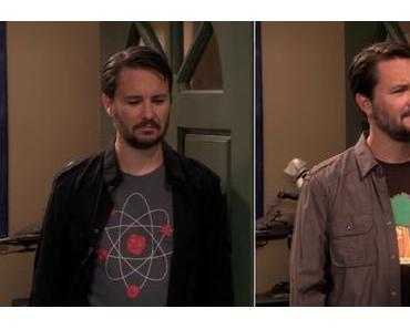 THE BIG BANG THEORY : Wil Wheaton, special guest in s11ep06