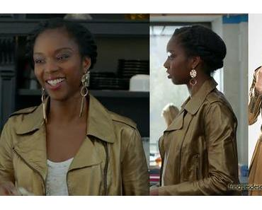 DEMAIN NOUS APPARTIENT  : Gwen a un magnifique perfecto doré dans l'épisode 78