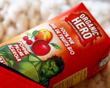 Disney Tous en Forme s'associe aux jus de fruit Organic Hero pour une alimentation plus saine