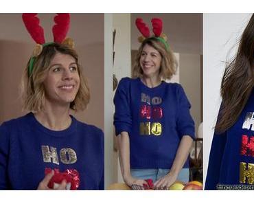 Demain nous appartient : Sandrine Lazzari aime les traditions de Noël dans l'épisode 109