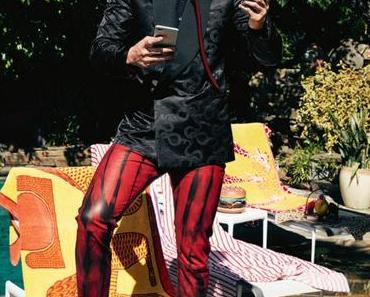 SEXY : KJ APA, l'homme de l'année pour GQ AUSTRALIA