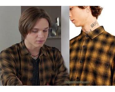 DEMAIN NOUS APPARTIENT : la chemise d'Arthur dans l'épisode 144