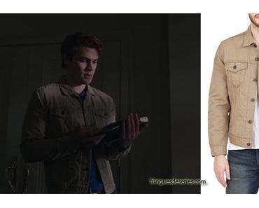 RIVERDALE : la veste d'Archie dans l'épisode 12 de la saison 2