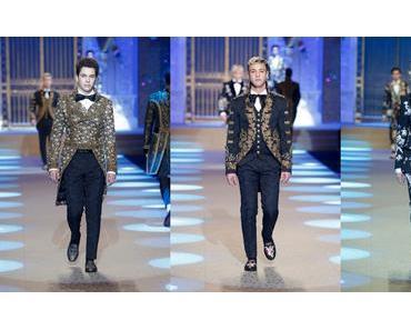 MILAN FASHION WEEK : les Millenials de Dolce & Gabbana