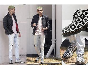 STYLE : Dr. Martens for Zayn