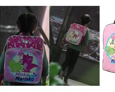 THE EXPANSE :  « Misko and Marisko » backpack for the little Mei in s2e8
