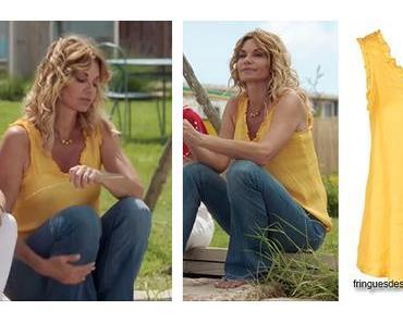 DEMAIN NOUS APPARTIENT : le top jaune de Chloé dans l'épisode 262