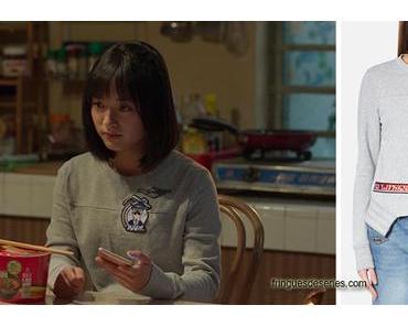 LE JARDIN DES MÉTÉORES : le sweatshirt Karl de Shancai dans l'épisode 22