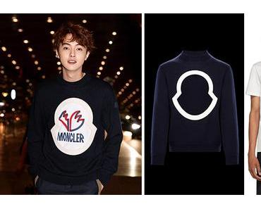 STYLE : Moncler outlook for Darren Chen 官鴻