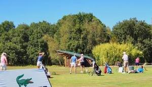journée découverte golf Lacoste Ladies Open France
