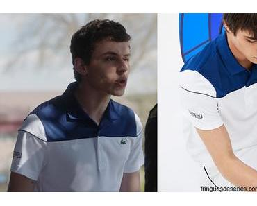 ÉLITE : Lacoste polo shirt for Ander in episode 6