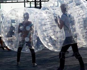 Soyez prêt pour le Bubble Foot #BonPlanTLM