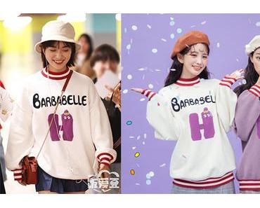STYLE : Shen Yue  沈月 and Barbabelle