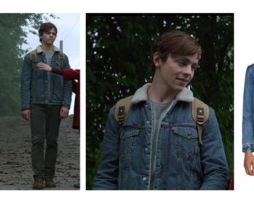Chilling Adventures of Sabrina : denim sherpa jacket for Harvey in s1ep01