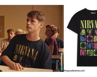 JONAS : le t-shirt Nirvana de Jonas