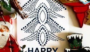 traditionnelles cartes vœux l'Unicef #DécembreSolidaireTLM