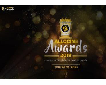 Les Allociné Awards 2018