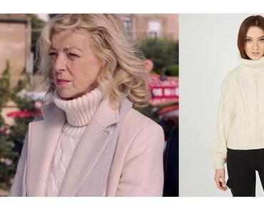 DEMAIN NOUS APPARTIENT : le pull blanc de Marianne dans l'épisode de Noël