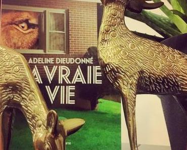LIVRE : La vraie vie d'Adeline Dieudonné
