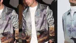 STYLE Jonas with print jacket