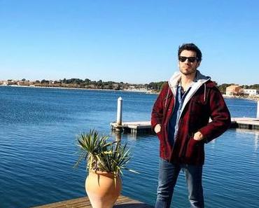 DEMAIN NOUS APPARTIENT : Alexis Loizon sur les pontons sétois