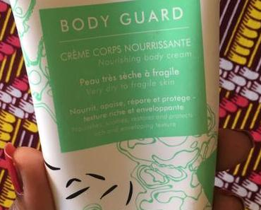 La crème corps démente BODY GUARD d'OOLUTION
