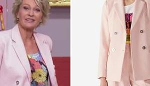 AFFAIRE CONCLUE blazer rose Sophie Davant