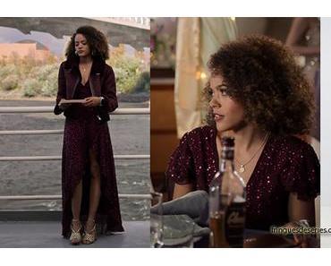 TRINKETS : Tabitha's maxi dress in ep4