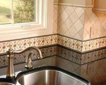Tile Backsplash Border