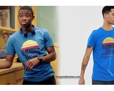 DEMAIN NOUS APPARTIENT : le t-shirt de Souleymane dans l'épisode 566