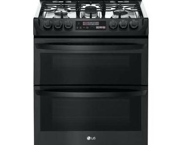 Lg Gas Oven