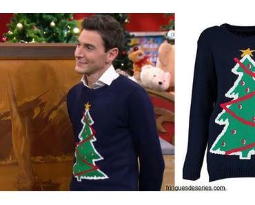 AFFAIRE CONCLUE : Harold a un nouveau pull de Noël