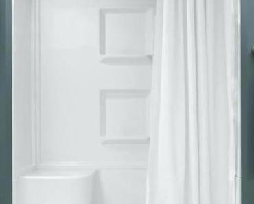 Weighted Shower Curtain Liner