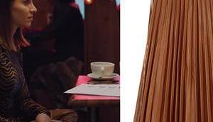 HOME CHRISTMAS Johanne's pleated skirt S1e01