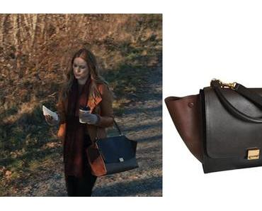 VIRGIN RIVER : Mel's trapeze bag in S1e01