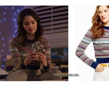 A Cinderella Story: Christmas Wish : Kat's fair isle sweater