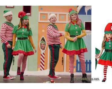 A Cinderella Story: Christmas Wish : Kat's elf costume
