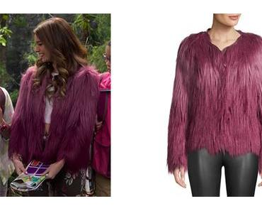TEAM KAYLIE : Kaylie's faux fur jacket
