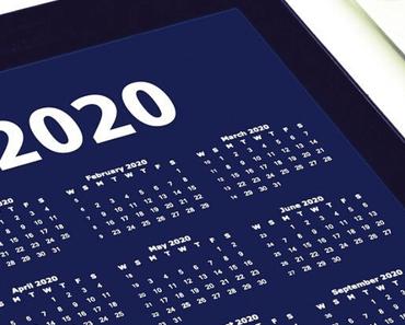 Pas de résolutions pour 2020