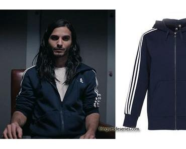 MESSIAH : Al-Massih's zip hoodie in S1E08