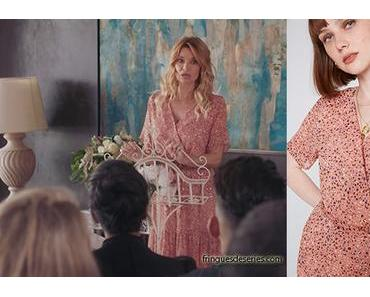 DEMAIN NOUS APPARTIENT : la robe de Chloé au mariage de Flore
