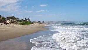 Nord Pérou plages sable Mancora alentours