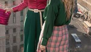 """Comment porter vert rose look avec """"Soyons Élégantes"""""""