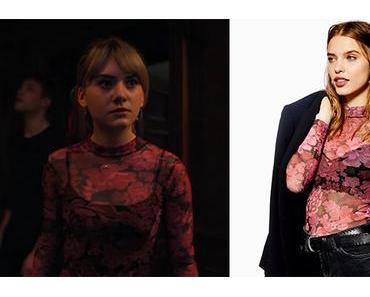 LOCKE & KEY : Kinsey's floral top in S1E05