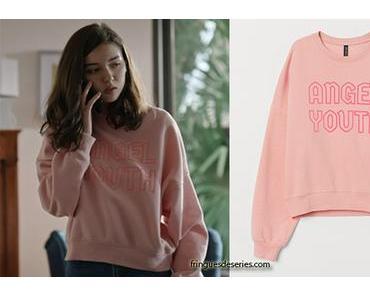 UN SI GRAND SOLEIL : le sweatshirt de Camille dans l'épisode 390